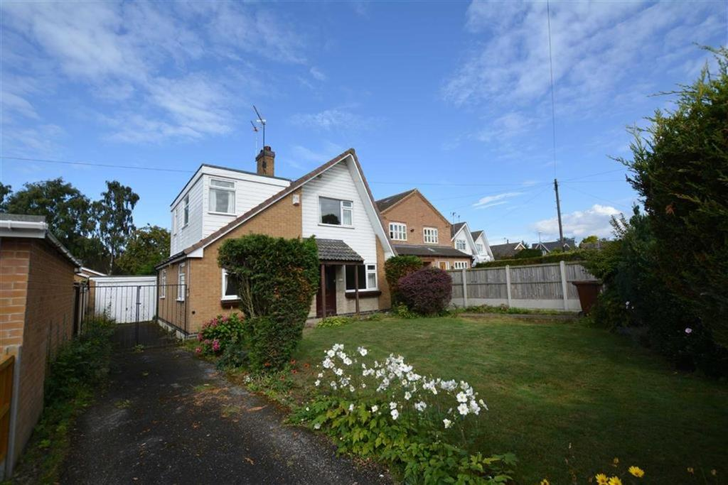 3 Bedrooms Detached House for sale in Spring Lane, Farnsfield, Nottinghamshire, NG22
