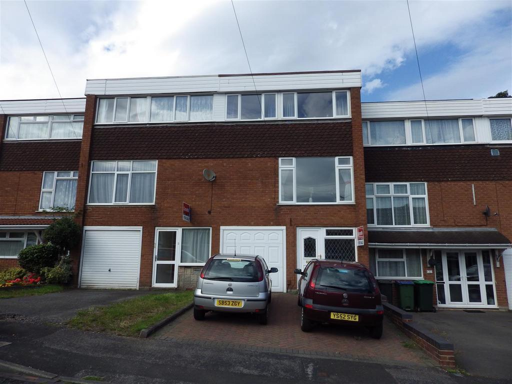 4 Bedrooms Town House for sale in Bond Street, Rowley Regis