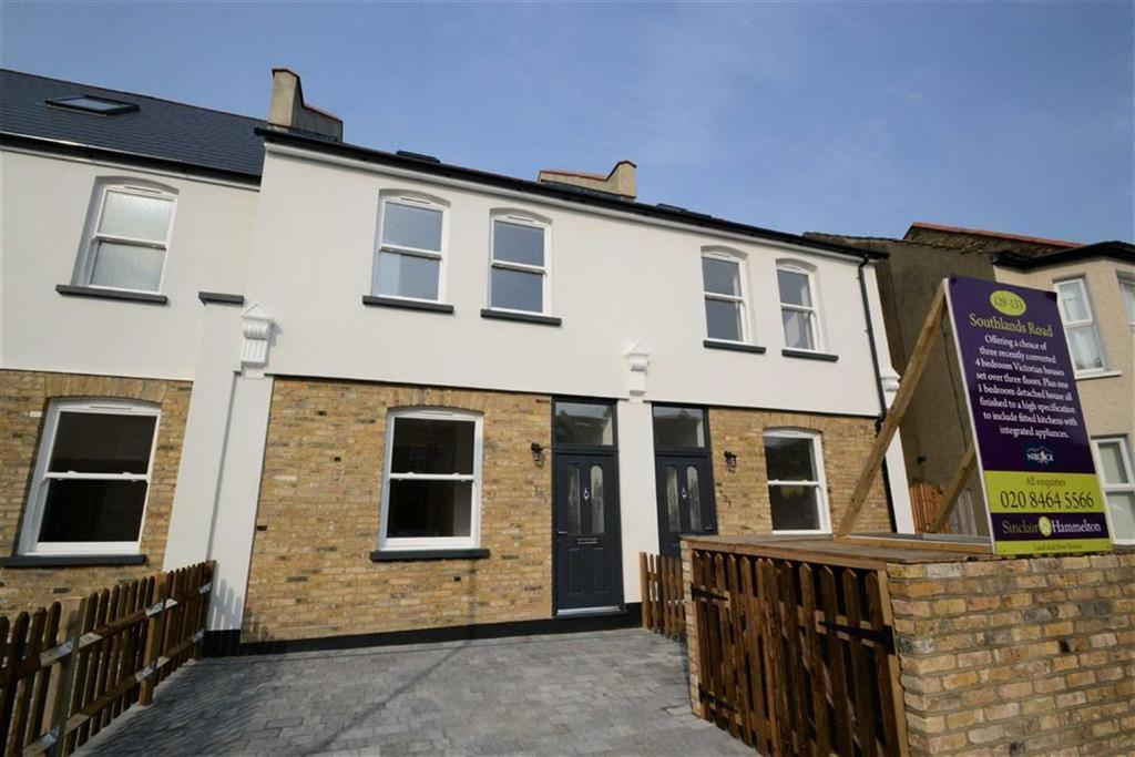 4 Bedrooms Terraced House for sale in Southlands Road, Bromley, Kent
