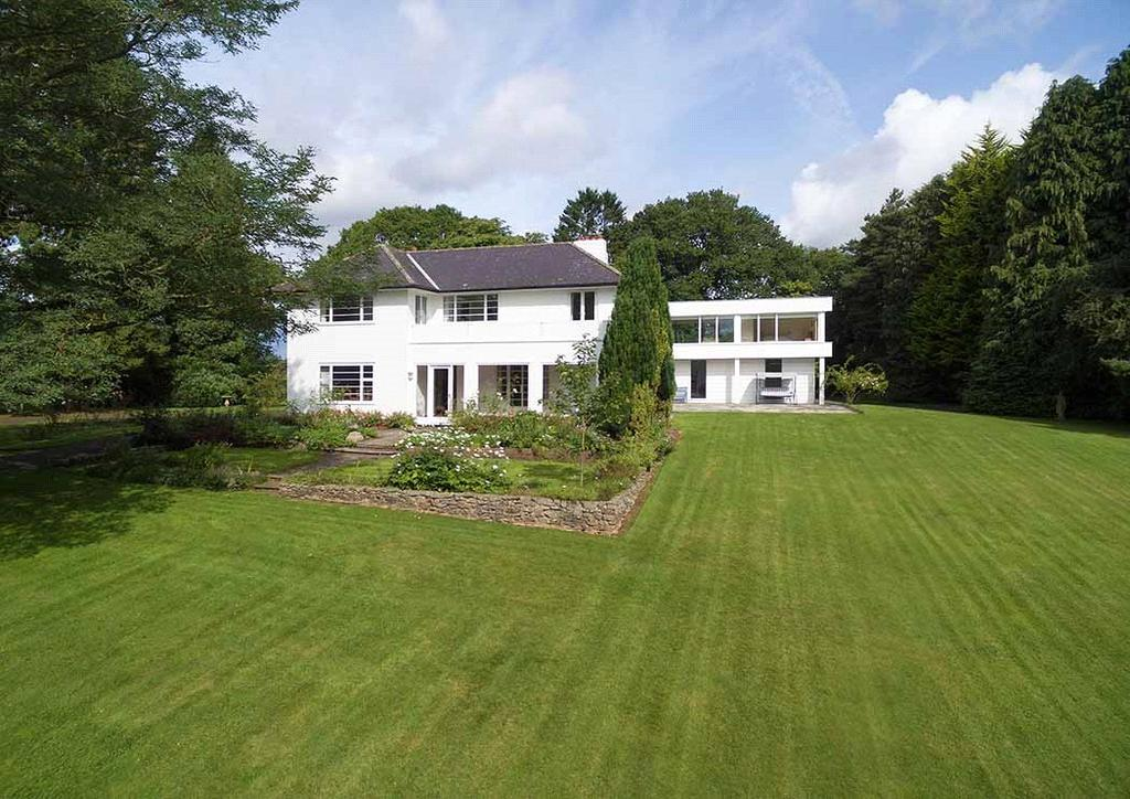 5 Bedrooms Detached House for sale in Trimpley Lane, Shatterford, Bewdley, Worcestershire, DY12