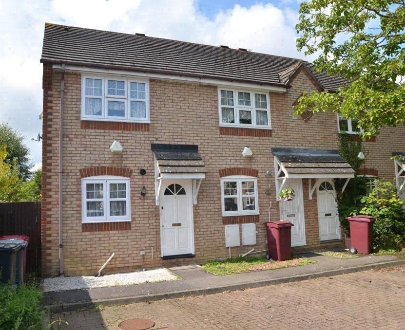 2 Bedrooms End Of Terrace House for sale in Manor Park Close, Tilehurst, Reading, Berkshire, RG30