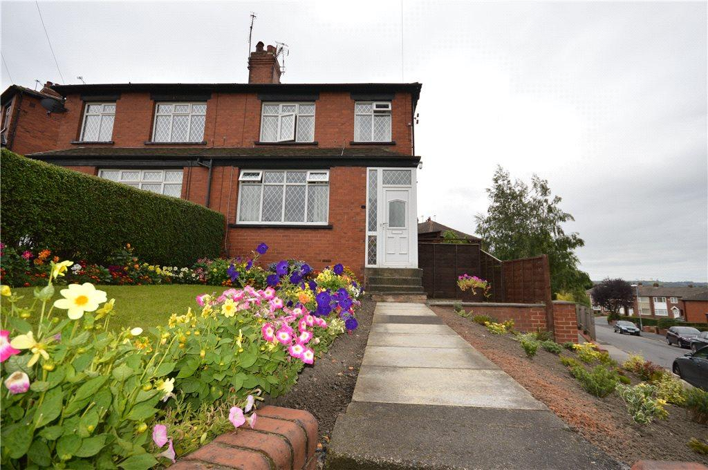 3 Bedrooms Semi Detached House for sale in Sunnyview Gardens, Leeds, West Yorkshire