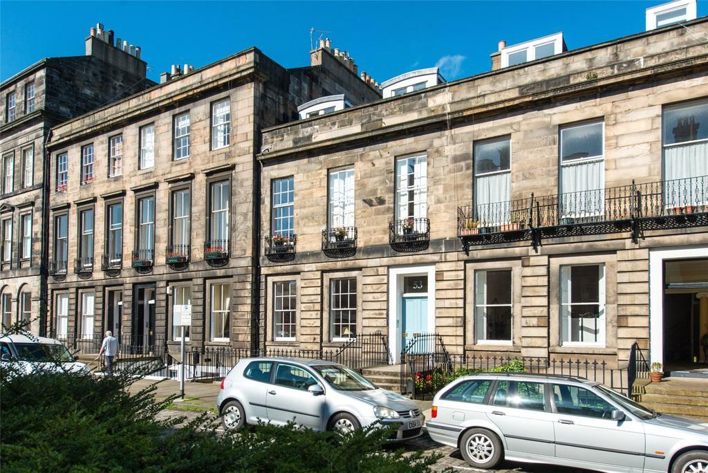 2 Bedrooms Apartment Flat for sale in East Claremont Street, Edinburgh, Midlothian