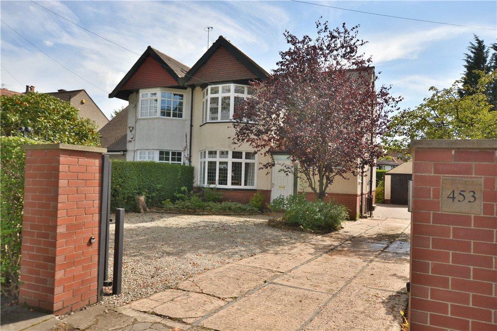 3 Bedrooms Semi Detached House for sale in Street Lane, Leeds, West Yorkshire