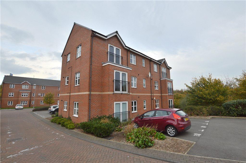 2 Bedrooms Apartment Flat for sale in Saltaire Court, 2 Ripley Close, East Ardsley, Wakefield