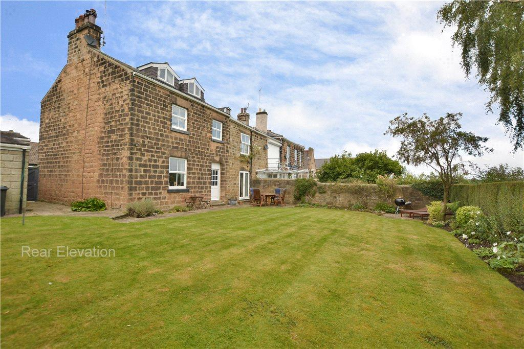 5 Bedrooms Semi Detached House for sale in Clitheroe House, School Lane, East Keswick, Leeds, West Yorkshire