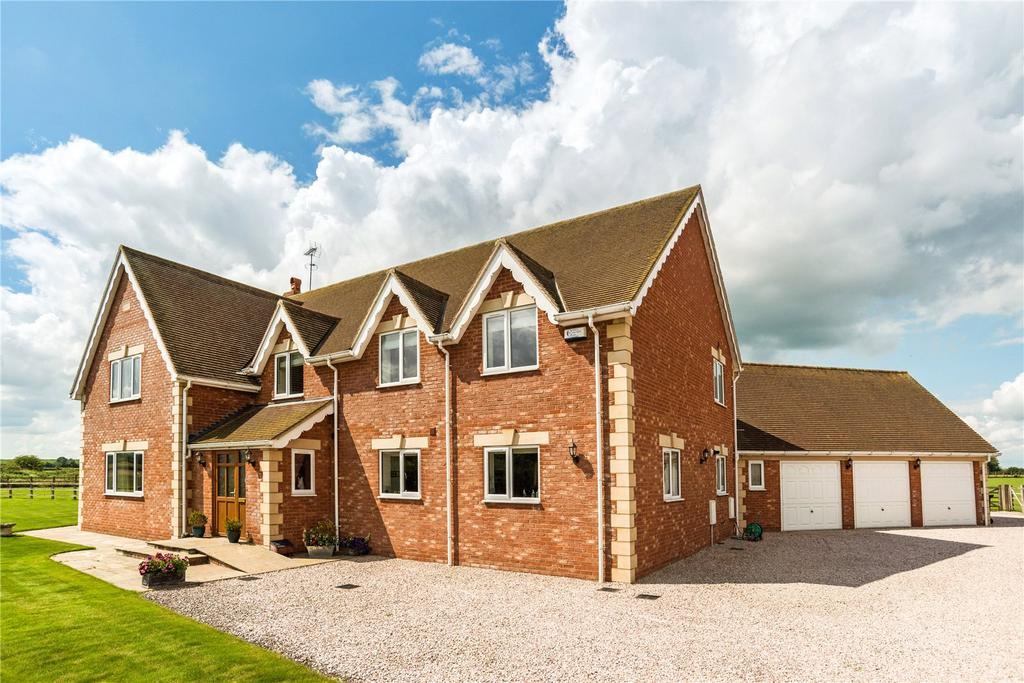 6 Bedrooms Equestrian Facility Character Property for sale in The Barton, Clyffe Pypard, Swindon, SN4