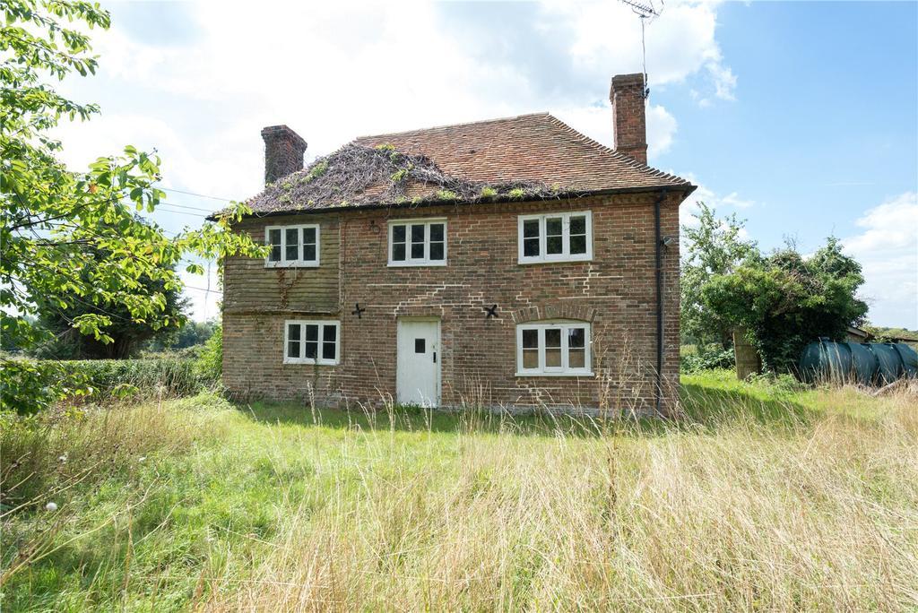 3 Bedrooms Detached House for sale in West Brabourne, Ashford, Kent