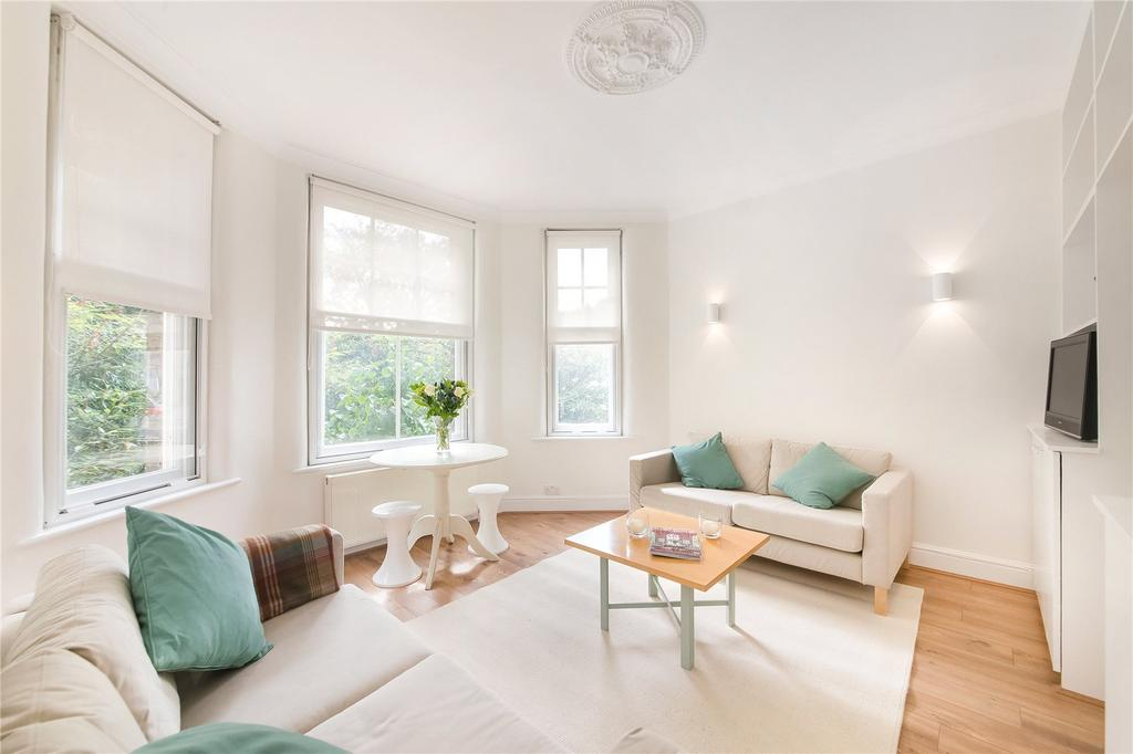 2 Bedrooms Flat for sale in Alexandra Mansions, 333 Kings Road, London
