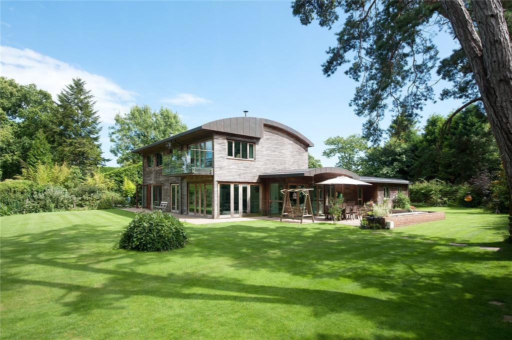 4 Bedrooms Detached House for sale in Town Littleworth, Cooksbridge, Nr. Lewes, East Sussex