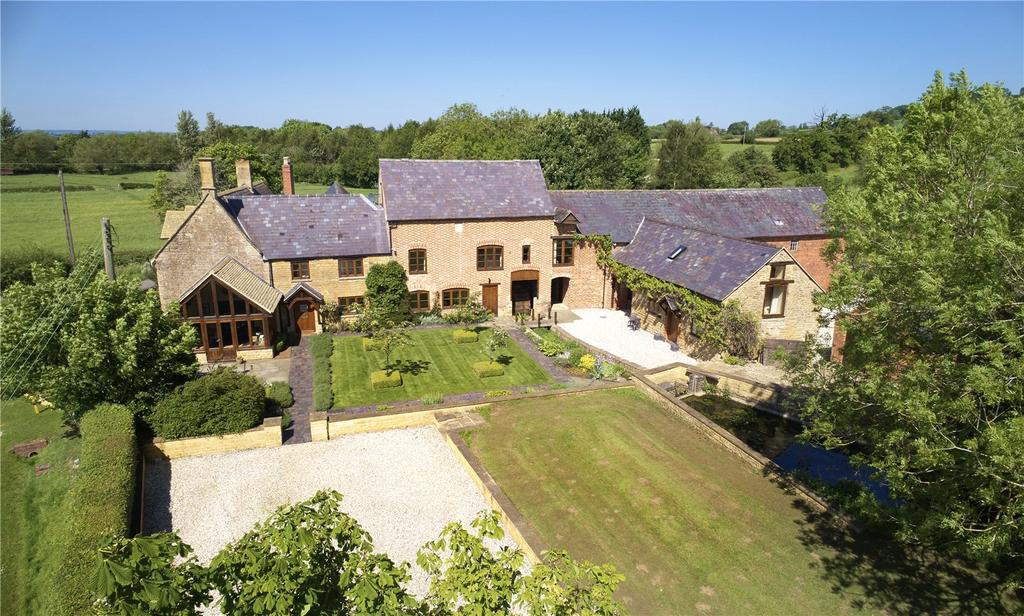 5 Bedrooms Detached House for sale in Cherington, Shipston-on-Stour, Warwickshire