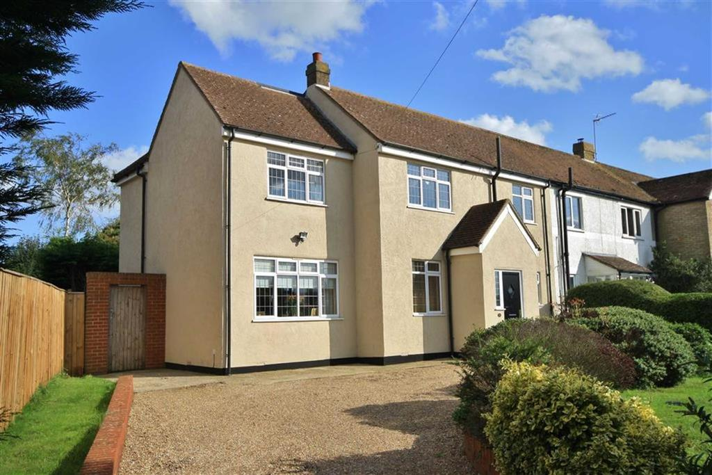 4 Bedrooms End Of Terrace House for sale in Fairseat, Kent