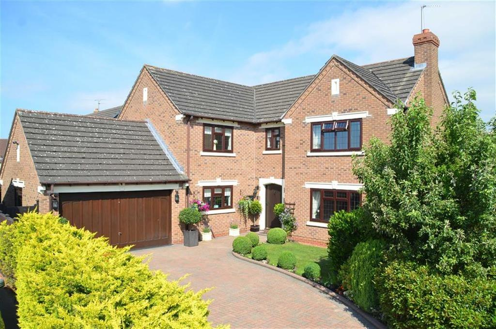 4 Bedrooms Detached House for sale in Bredon Close, Ledsham Park, CH66