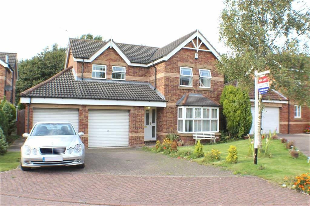 4 Bedrooms Detached House for sale in Cadman Road, Bridlington, East Yorkshire