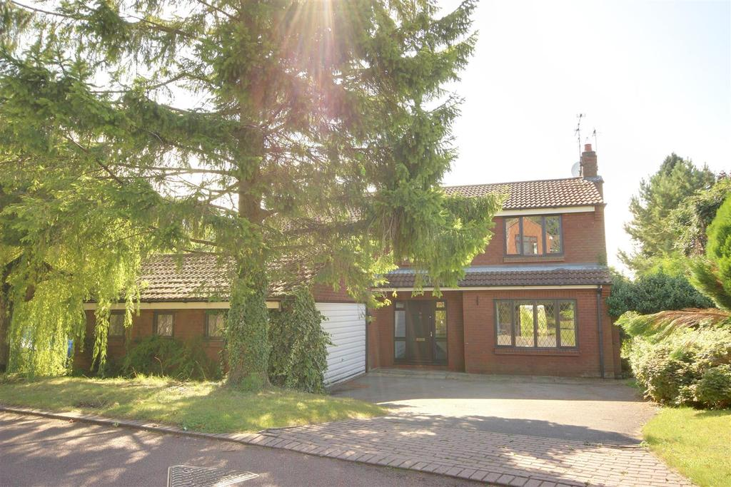 4 Bedrooms Detached House for sale in Mount View, North Ferriby