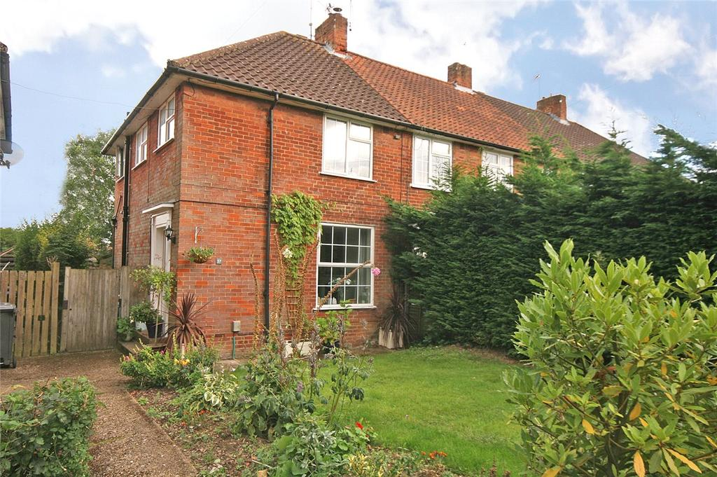 3 Bedrooms End Of Terrace House for sale in Barnfield Road, Welwyn Garden City, Hertfordshire