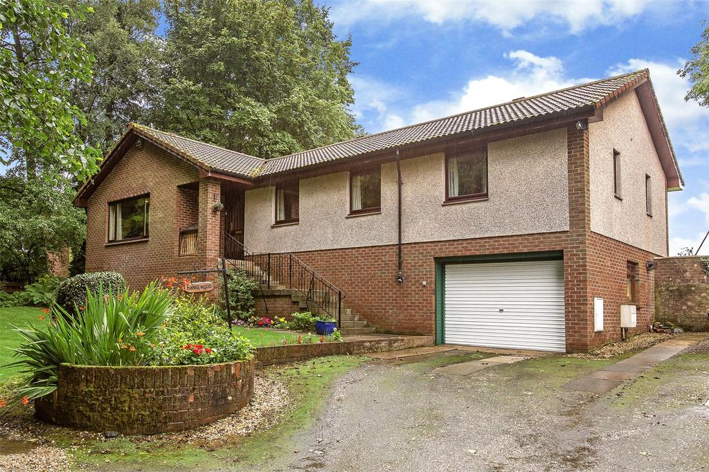 4 Bedrooms Detached Bungalow for sale in Mansewood, Main Street, Drymen, Stirling, G63