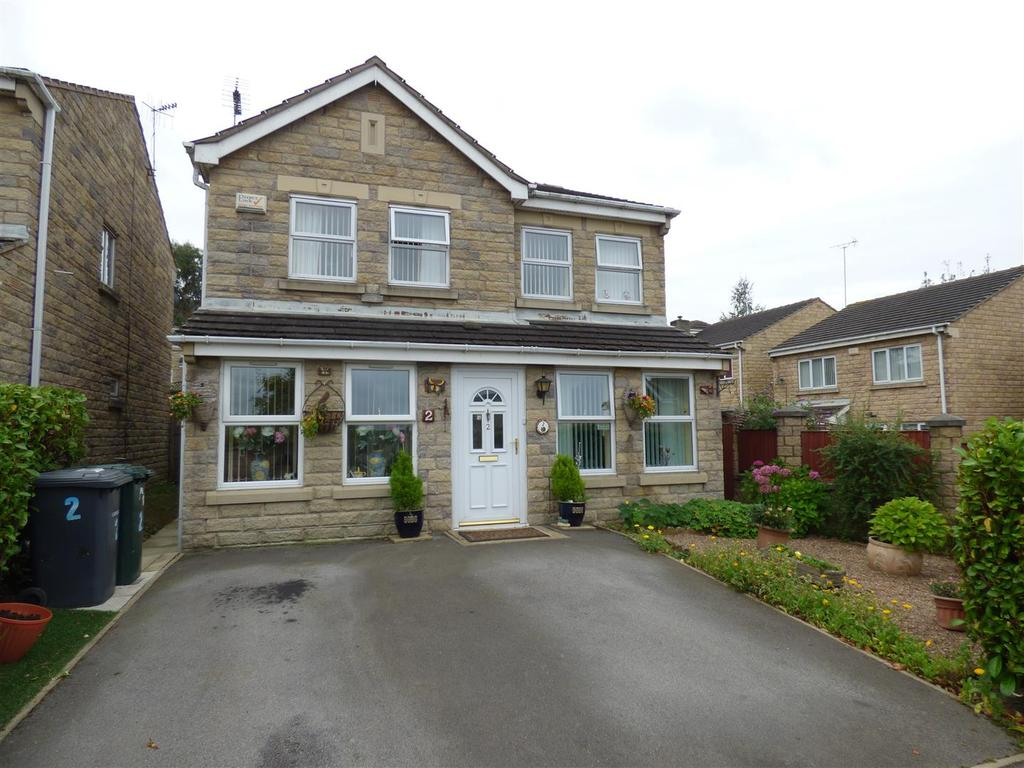 4 Bedrooms Detached House for sale in Kirkdale Way, Tong, BD4 0TY