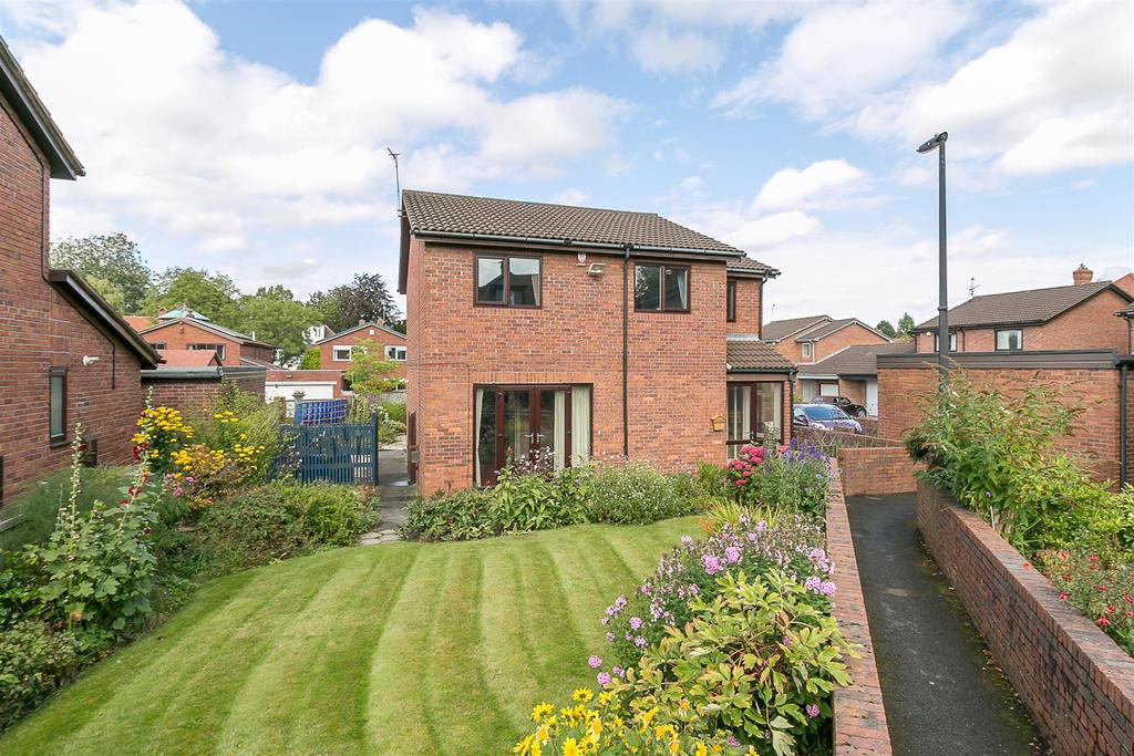 4 Bedrooms Detached House for sale in Reid Park Court, Jesmond, Newcastle upon Tyne