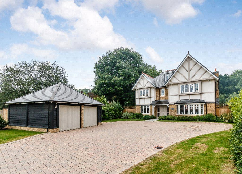 6 Bedrooms Detached House for sale in Greatwood Place, Kiln Hill, White Waltham, Maidenhead, Berkshire, SL6