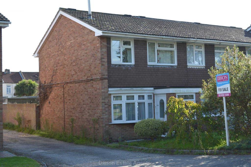 3 Bedrooms End Of Terrace House for sale in Wilmott Lane, Gosport