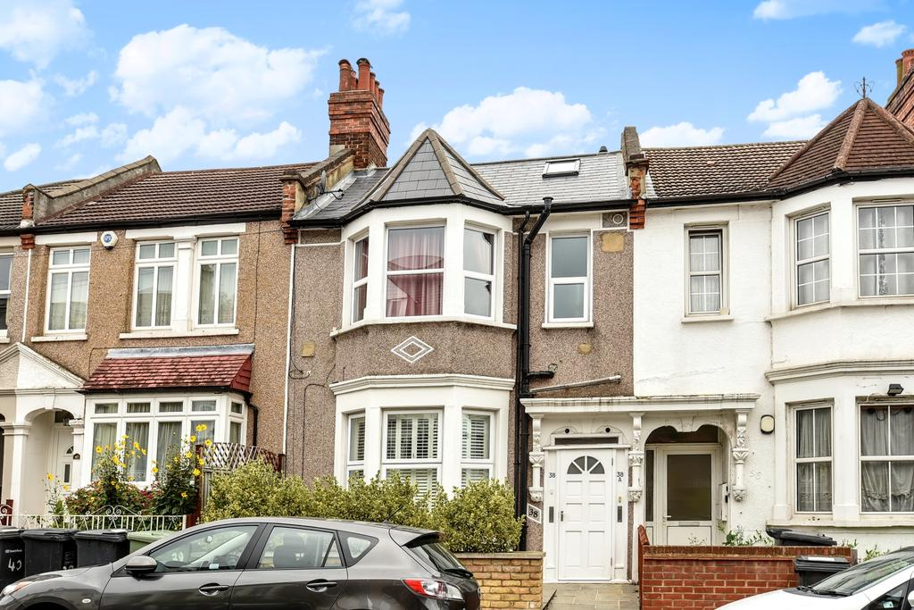 2 Bedrooms Flat for sale in Siddons Road Forest Hill SE23
