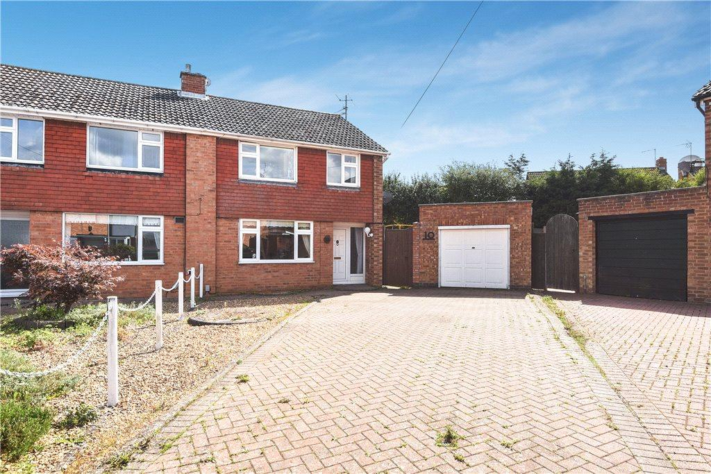 3 Bedrooms Semi Detached House for sale in Grange Avenue, Northampton, Northamptonshire