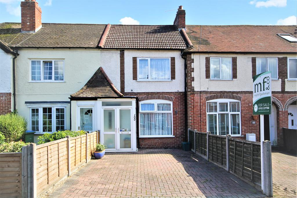 2 Bedrooms Terraced House for sale in Carlton Road, WALTON ON THAMES KT12