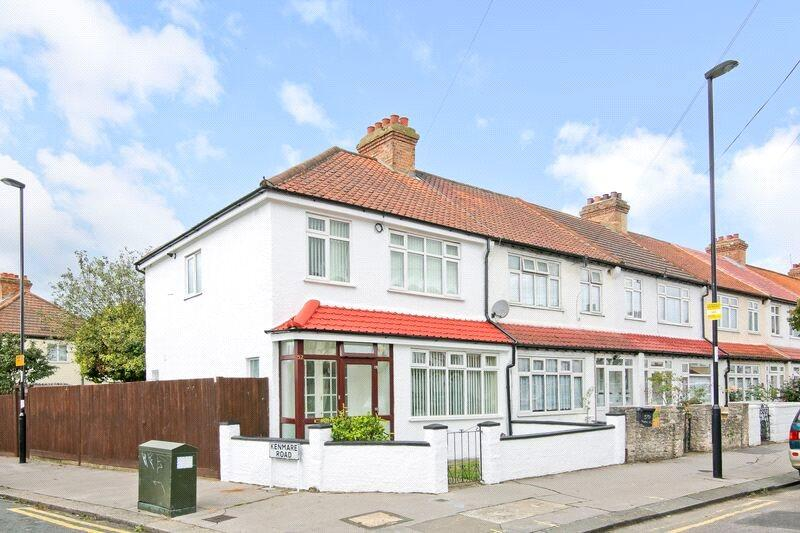 3 Bedrooms End Of Terrace House for sale in Keston Road, Thornton Heath, CR7