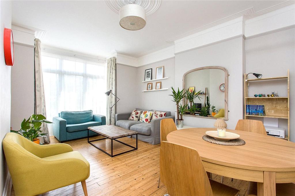2 Bedrooms Flat for sale in Redston Road, London, N8