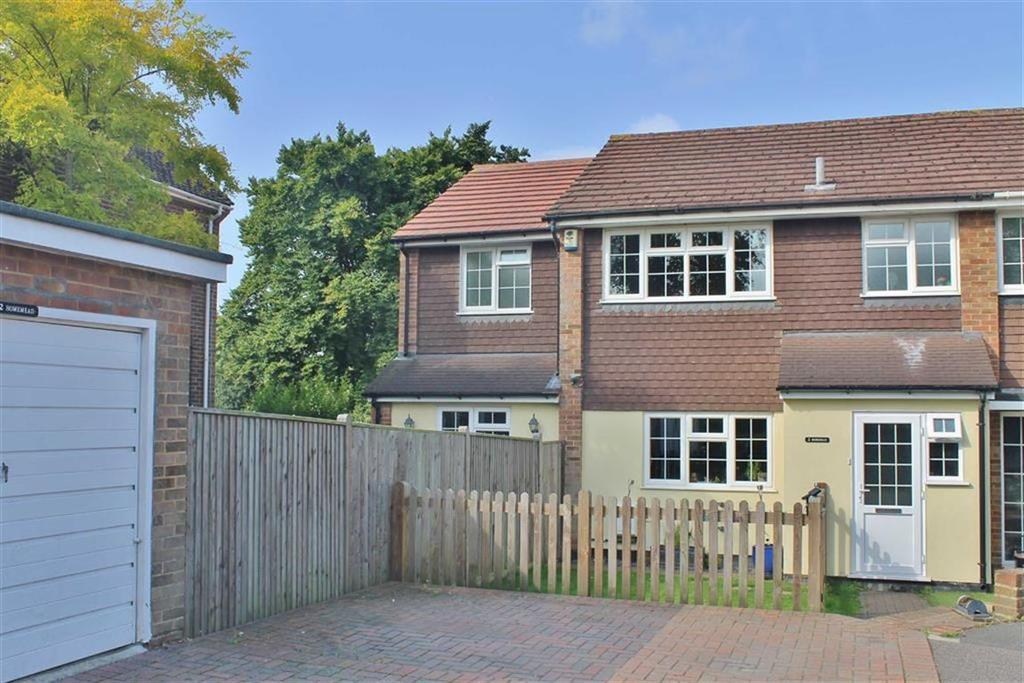 4 Bedrooms Semi Detached House for sale in Homemead, Cedar Close, Meopham