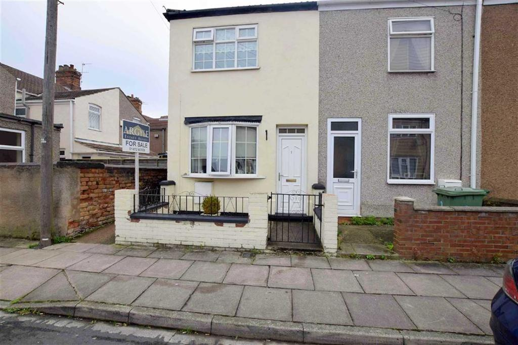 3 Bedrooms Terraced House for sale in Alfred Street, Grimsby, North East Lincolnshire