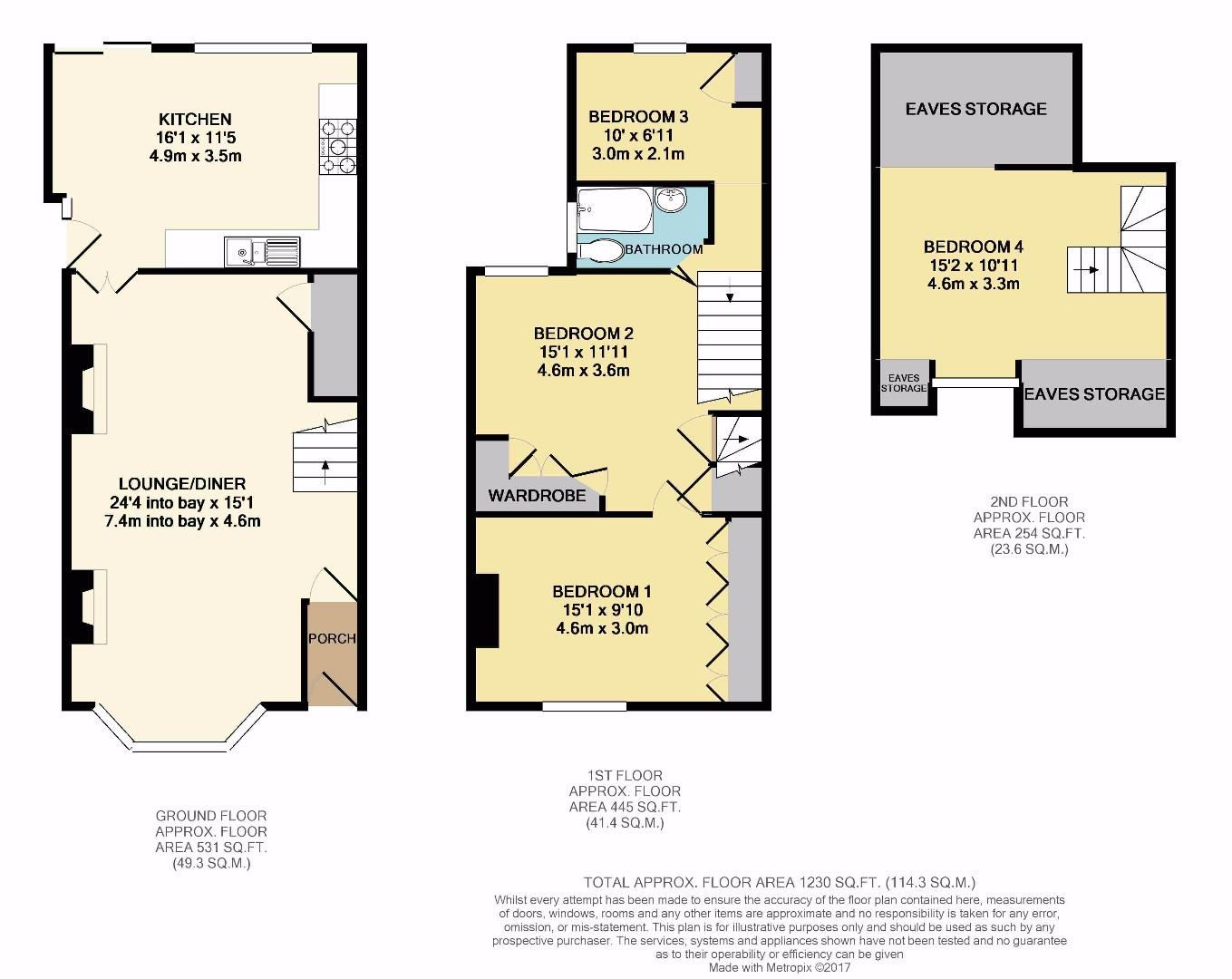 Floorplan: 20 Woodstock Road South print.JPG