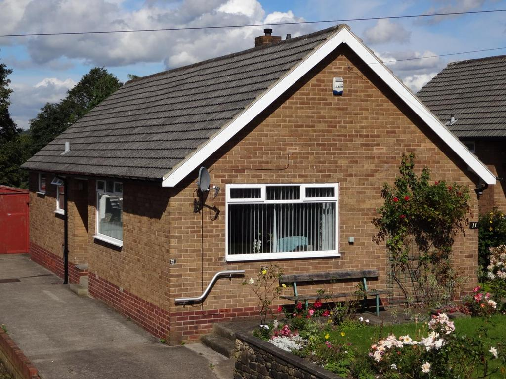 3 Bedrooms Detached Bungalow for sale in Wesley Street, Farsley