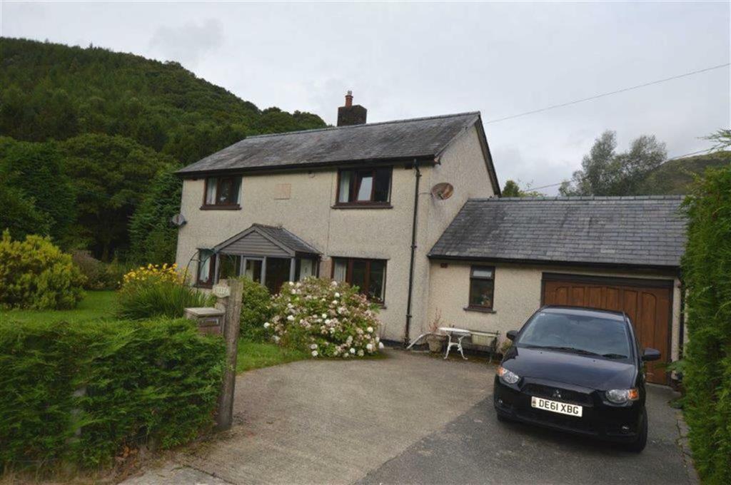 3 Bedrooms Detached House for sale in Noddfa, Abergynolwyn, Gwynedd, LL36