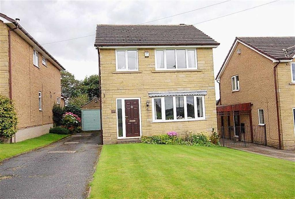 4 Bedrooms Detached House for sale in Burton Acres Lane, Kirkburton, HD8