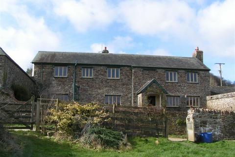 4 bedroom detached house to rent - MERTON, Merton, Devon, EX20