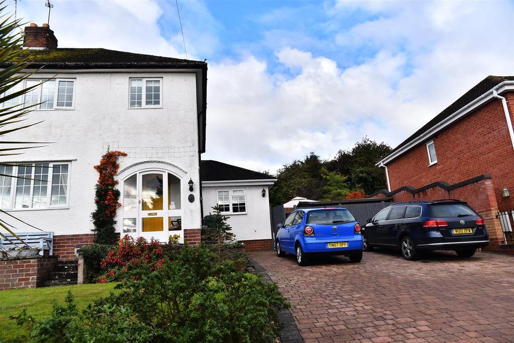 3 Bedrooms Semi Detached House for sale in 19 Grangefields, Shrewsbury, SY3 9DE