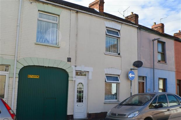 3 Bedrooms Terraced House for sale in Polden Street Bridgwater TA6