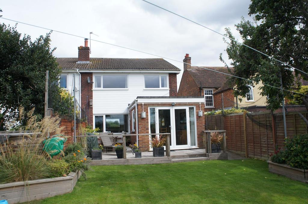 4 Bedrooms Semi Detached House for sale in Lower Shelton Road, Lower Shelton