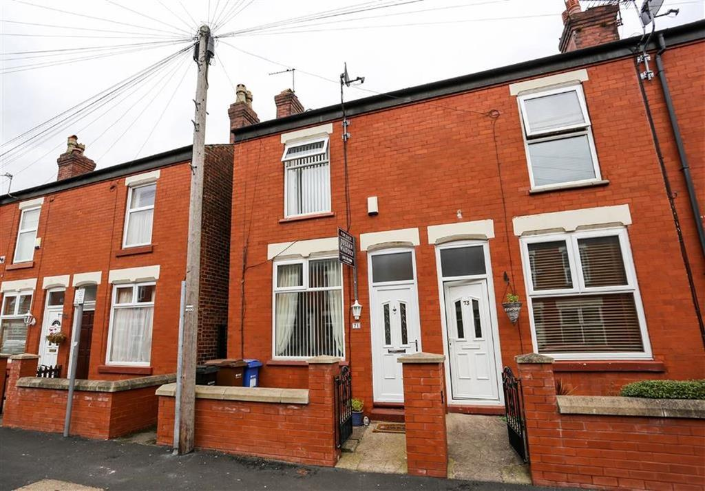 2 Bedrooms End Of Terrace House for sale in Ladysmith Street, Shaw Heath, Stockport