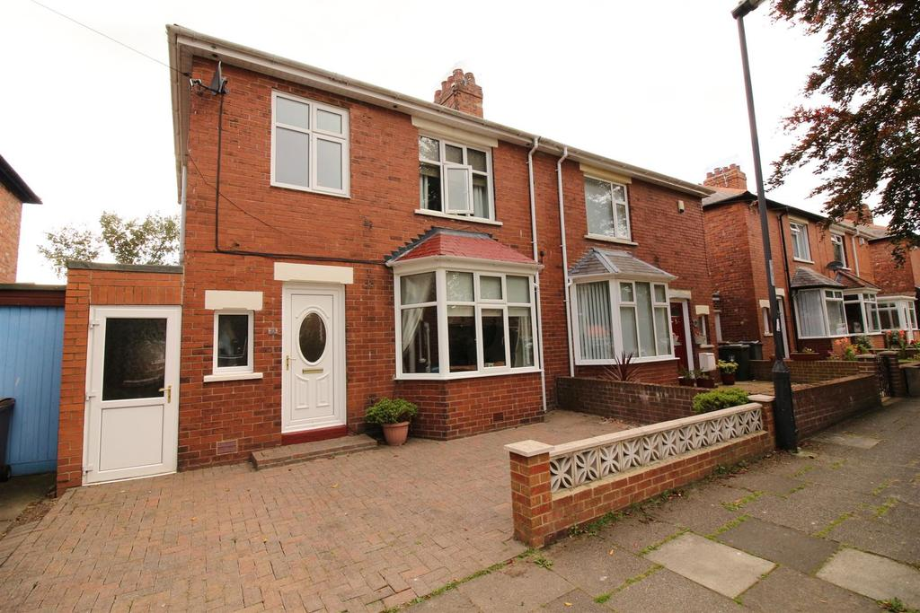 3 Bedrooms House for sale in Roxby Gardens, North Shields