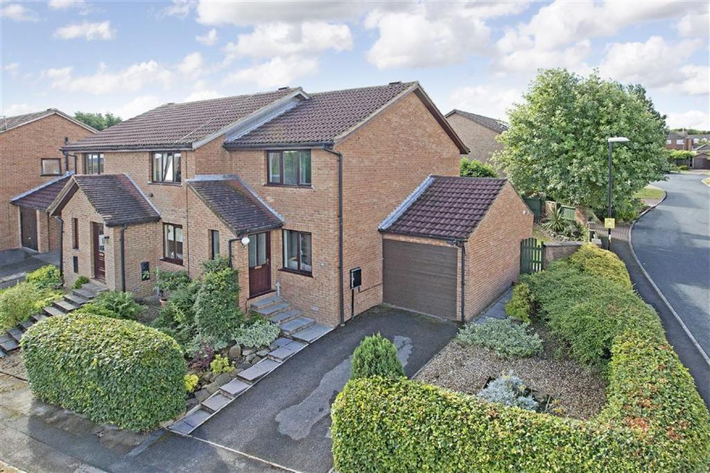 2 Bedrooms Terraced House for sale in Yarrow Drive, Harrogate, North Yorkshire
