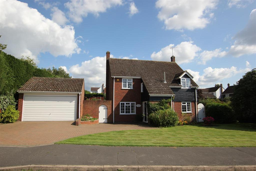 4 Bedrooms Detached House for sale in Howe Green