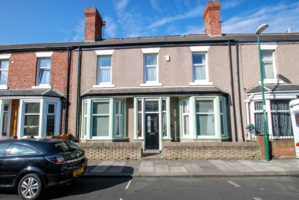 3 Bedrooms Terraced House for sale in Romilly Street, South Shields