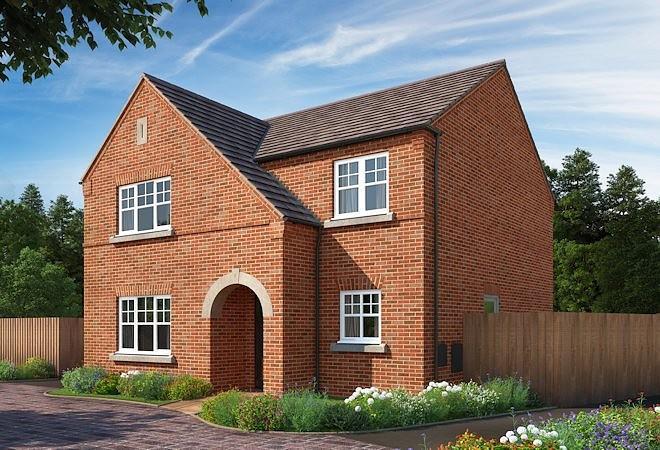 4 Bedrooms Detached House for sale in Bridgewater Park, Winnington Avenue, Northwich