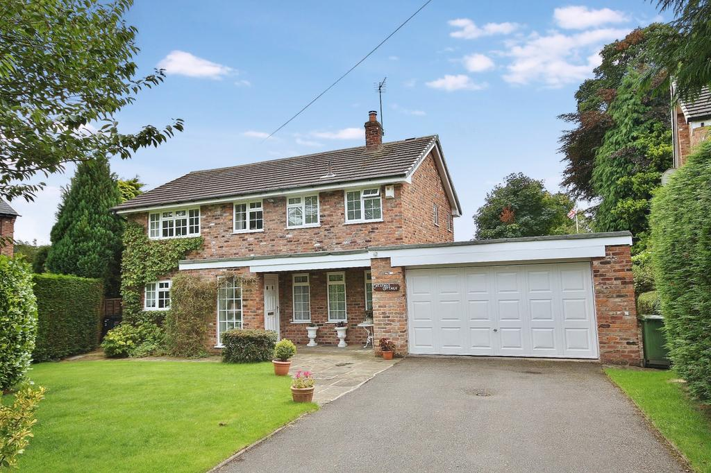 4 Bedrooms Detached House for sale in The Stablings, Wilmslow