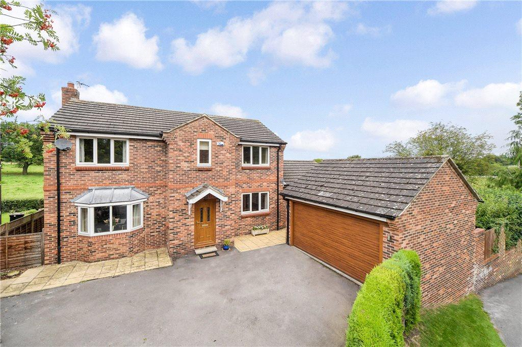4 Bedrooms House for sale in Kings Mead, Ripon, North Yorkshire