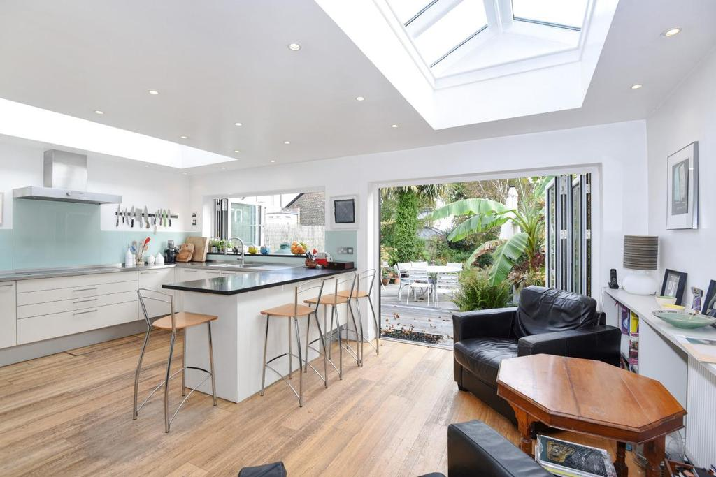 4 Bedrooms Terraced House for sale in Tetherdown, Muswell Hill