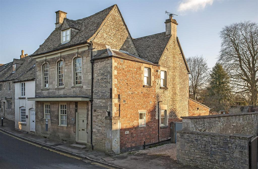 5 Bedrooms Semi Detached House for sale in Tetbury Street, Minchinhampton
